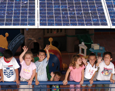 Green Schools Initiative Saving Big With Quot Solar Master